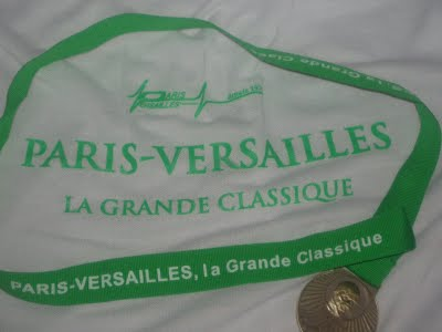 Paris-Versailles Run: The Good, The Bad and The Ugly