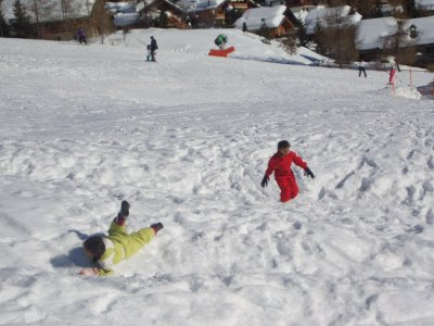 A Family Ski Vacation in Switzerland