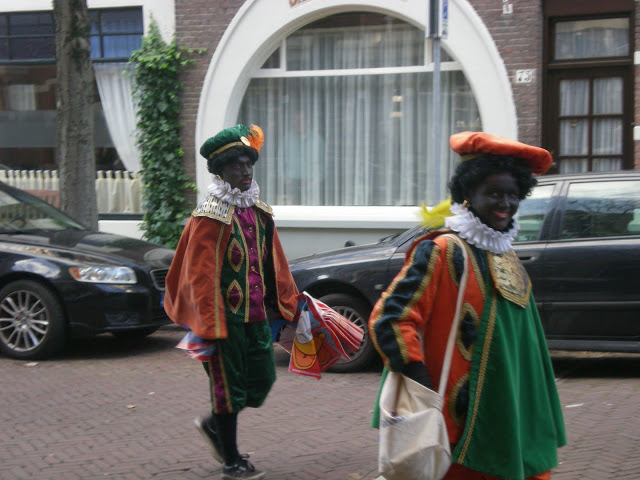 My Problem With Sinterklaas*