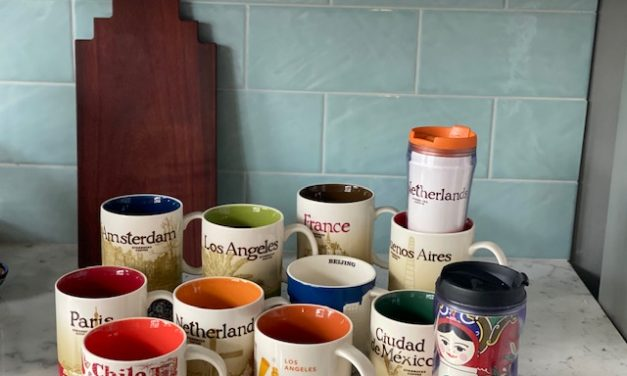 Mugshots: My So-Called Collection of Starbucks Mugs