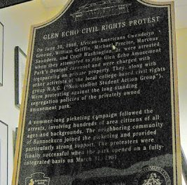 Black History – Glen Echo Park