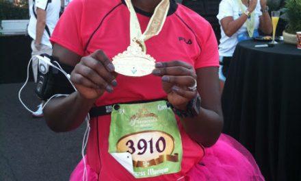 Disney's Princess Half Marathon Recap