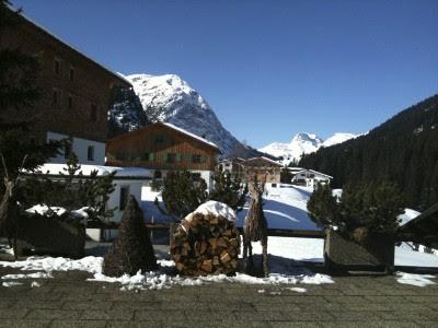 Spring Skiing in Austria