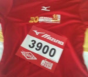What I talk (to myself) about when I'm running – Nice Half Marathon edition