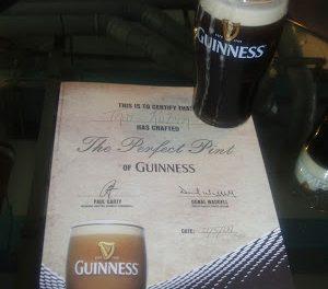 Photo Friday: Guinness Storehouse