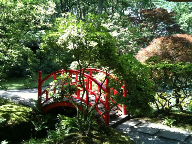 Photo Friday: Japanese Garden at Clingendael