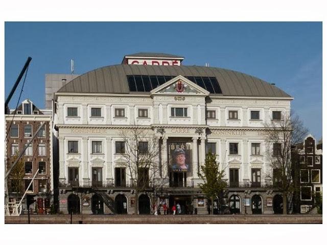 Theater Carre in Amsterdam (photo via Virtualtourist.com)