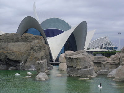 Take in the Sites During the Valencia Marathon