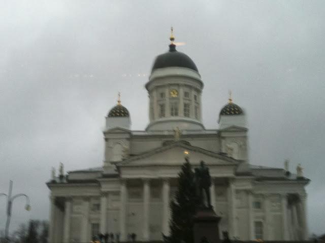 Helsinki in an Instagram
