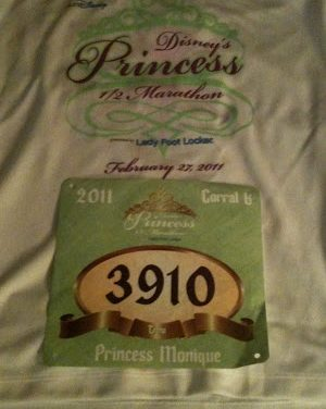 Disney's Princess Half Marathon Moments