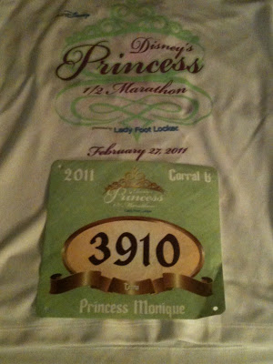 Disney's Princess Half Marathon Moments