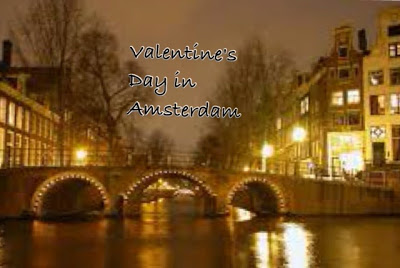 Valentine's Day in Amsterdam