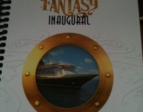 A Fantasy Cruise with Disney