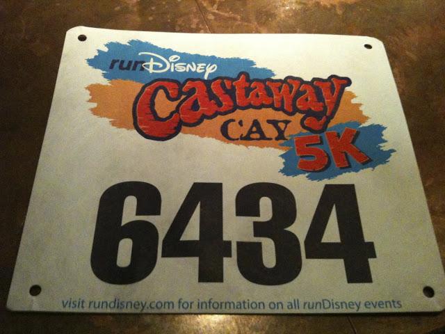 Castaway Cay 5k Recap