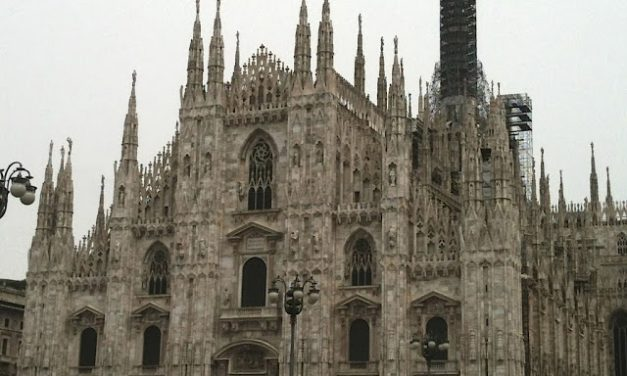 Cathedrals, Campari and Castles – A Day in Milan