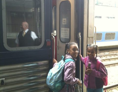 Taking the Auto Train to Italy