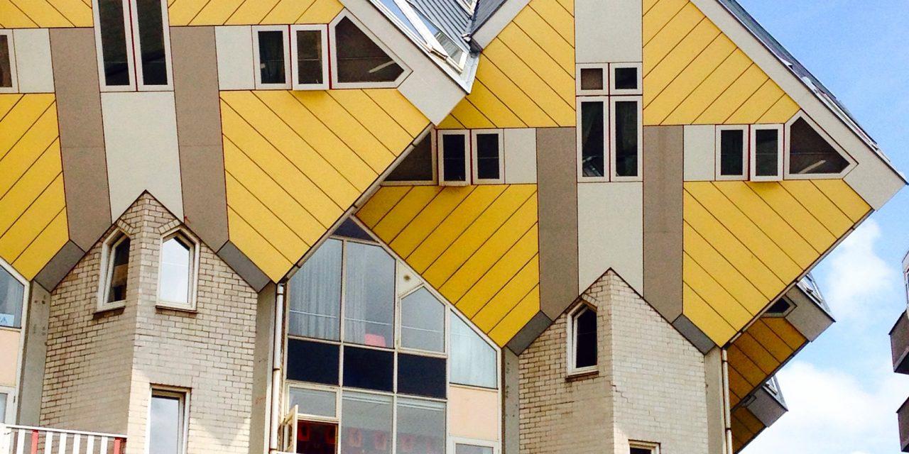 Netherlands City Spotlight: #Rotterdam