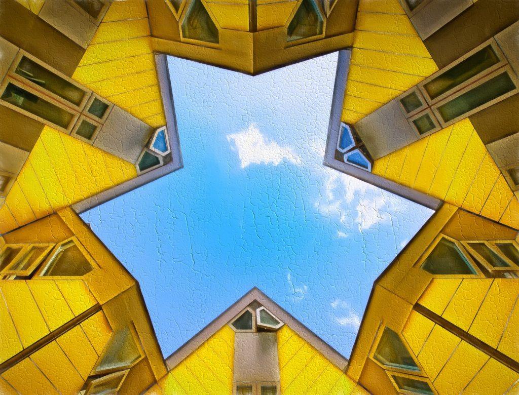 Rotterdam Cube Houses