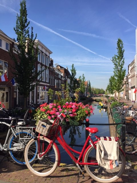 "When visiting Holland, ""go Dutch"" and get on a bike. But before you do, here are some safety rules to keep in mind to help you better enjoy your cycling experience. Photo credit: Monique White"