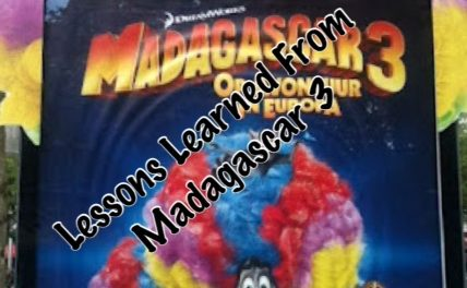Lessons learned from Madagascar 3