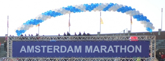 Flying Blue Running: Amsterdam Marathon Top 10 Sites*