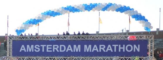 Flying Blue Running: Amsterdam Marathon Top 10 Sites*