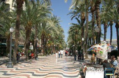 Three Reasons Why I'm Dreaming of Alicante