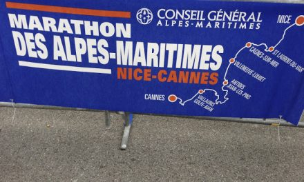 Running the world: Marathon des Alpes-Maritimes Nice-Cannes