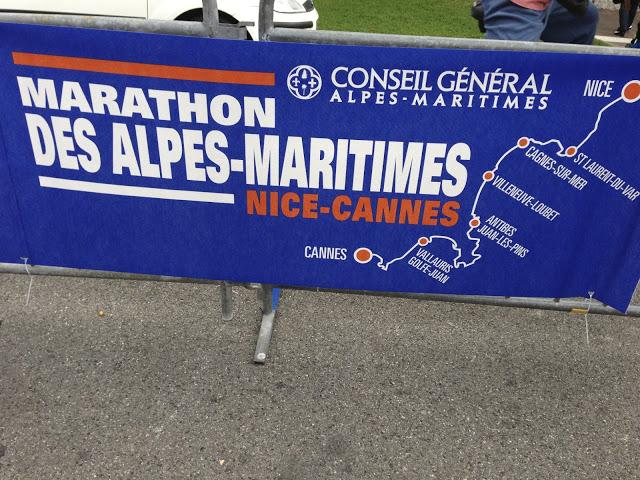 Running the world: Marathon des Alpes-Maritimes Nice-Cannes
