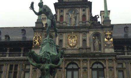 Weekend in Antwerp