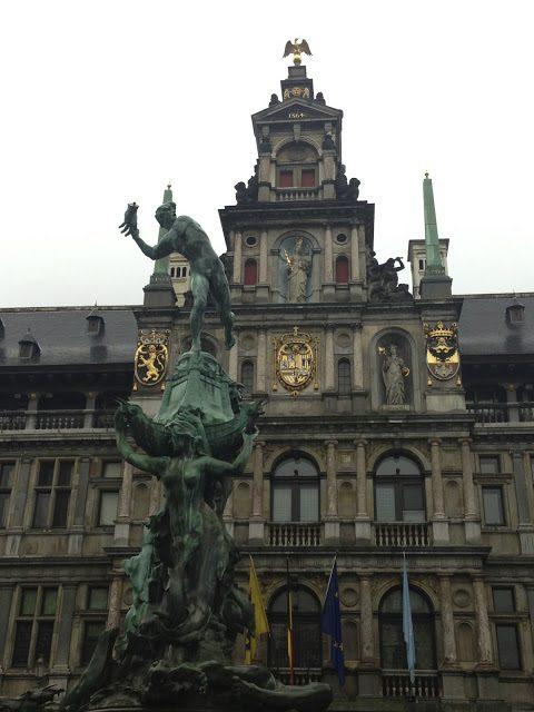 Weekend in Antwerp