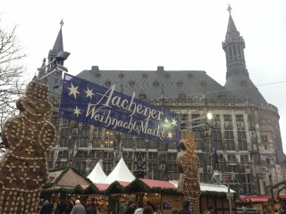 Christmas Markets and Cathedrals in Aachen