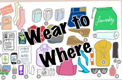 Wear to Where – Meandering Around Marrakesh