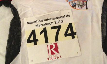 Medinas, Minarets and the Marrakech Half Marathon