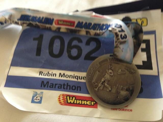 Running the world: Jerusalem Marathon