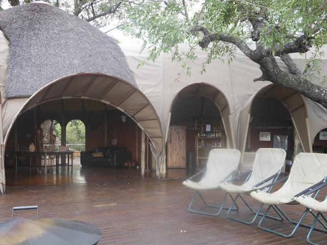 Camp Okuti in Botswana