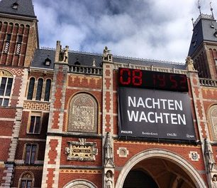 The Rijksmuseum in an Instagram