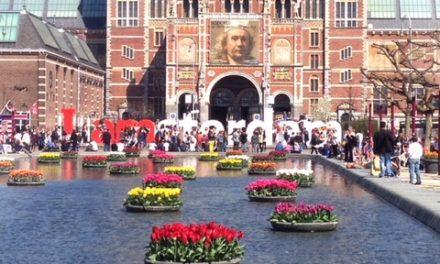 The Rijksmuseum in an Instagram
