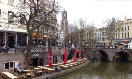 Canals and Confections in Utrecht