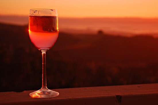 Days of Wine and Rosés