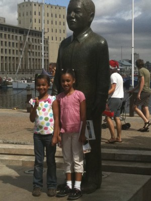 An Introduction to Nelson Mandela in Cape Town