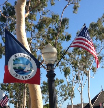 An Afternoon with Friends on Balboa Island