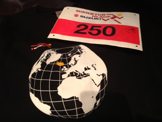 Running the World: Midnight Sun Run