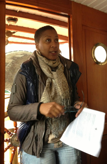 Jennifer Tosch, Black Heritage Amsterdam Tours founder and tour guide, reveals the hidden history of the city.