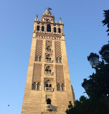 "Go Running and ""Really Discover"" Seville"