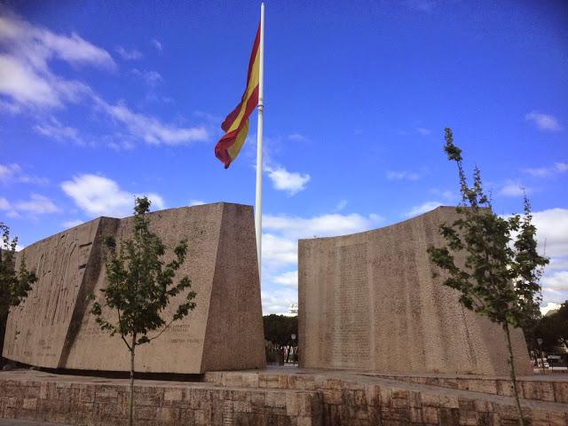 Encountering Christopher Columbus in Spain