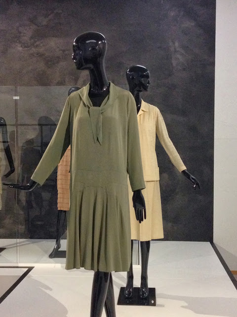 Original Chanel designs for the 1920's and 30's