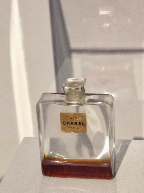 Bottle of Chanel No. 5 from 1921