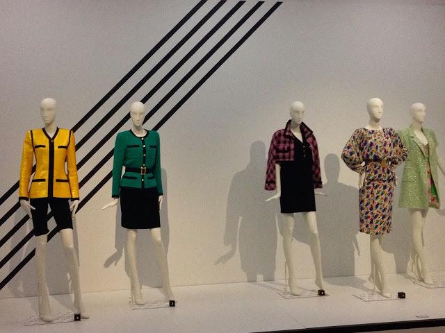 Karl Lagerfeld designs for Chanel