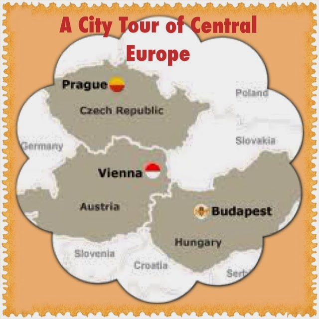 A City Tour of Central Europe